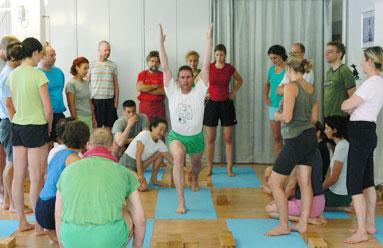 i yoga basel